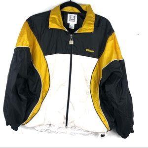 Wilson vintage windbreaker jacket B28